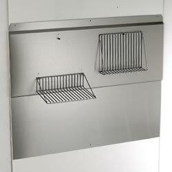 "30"" Stainless Steel Backsplash Product Image"