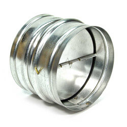 "RSK Series 14"" Duct Backdraft Damper"