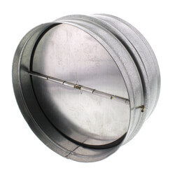 "RSK Series 6"" Duct Backdraft Damper"