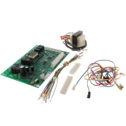 Fan Control Board<br>PTC-PTH Product Image