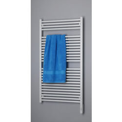 "24"" x 29"" Radia Direct-wire Electric White Towel Radiator (RTRED-2924) Product Image"