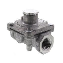 "1/2"" Poppet Style Gas Regulator (125,000 BTU) Product Image"