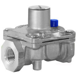 "1/2"" x 3/8"" Natural Regulator 8"" W.C Fixed<br>(19000 BTU) Product Image"