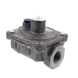 "1/2"" Poppet Style Gas Regulator w/ Orifice Breather Hole Product Image"