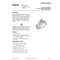 Valve Repair Kit RYB-721-6 Product Image