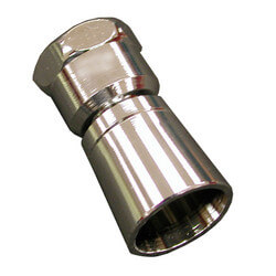 """1"""" Chrome Aerating<br>Water Saver Shower Head Product Image"""