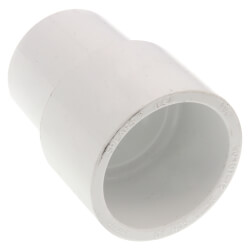 "1-1/4"" PVC Sch. 40 Pipe Extender (Pipe O.D. Spigot x Pipe I.D. Spigot) Product Image"