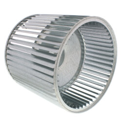 """10 x 9 CW Blower<br>Wheel (1/2"""" Bore) Product Image"""