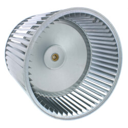"""11"""" x 10"""" CW Blower Wheel (1/2"""" Bore) Product Image"""