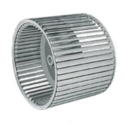 """9 x 9 CCW Blower Wheel<br>(1/2"""" Bore) Product Image"""