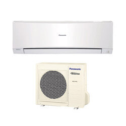 12,000 BTU Ductless Single Zone Mini-Split Wall-Mounted Cool Only Air Conditioner (Low Ambient)