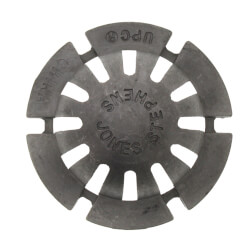 "3"" Aluminum Dome Strainer for S59-0003 Product Image"