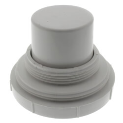 """3"""" x 4"""" Sewer Popper Cleanout & Relief Valve Product Image"""
