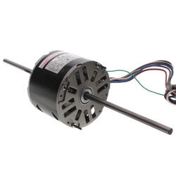 "6-1/2"" 2-Spd Evaporative Cooler Motor (115V, 1725/1140 PM, 3/4, 1/4 HP) Product Image"