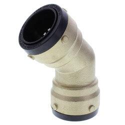 """1-1/2"""" SharkBite 2XL 45° Elbow Product Image"""