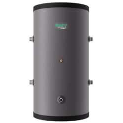80 Gallon Stainless Steel Hydronic Buffer Tank
