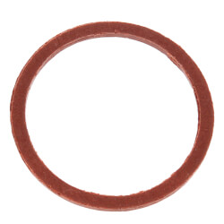 "5/8"" ID x 3/4"" OD Red Cap Thread Gaskets for Kohler Faucets (Pair) Product Image"