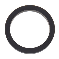 "31/32"" ID x 1-1/4"" OD Black Cap Thread Gaskets for American Standard Faucets Product Image"