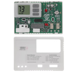 Programmable SimpleComfort Thermostat - 2 Stage Heat Pump (Hardwired)