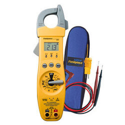 SC67, Manual Ranging Clamp Meter w/ Temperature to 1000ºF