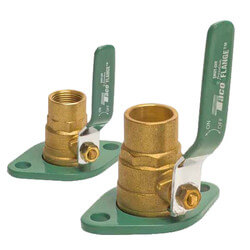 "1-1/2"" Threaded Shut-Off Freedom Swivel-Flanges (0012-F4, 2400-30, 2400-40) Product Image"