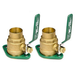 "1-1/4"" Sweat Shut-Off Freedom Swivel-Flange Set"
