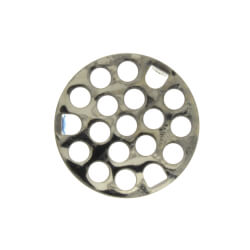 """1-5/8"""" Snap-In Drain Strainer (Chrome) Product Image"""