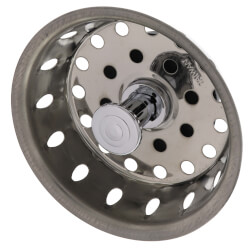 Replacement Basket Strainer (Stainless Steel) Product Image