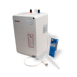 SHC 4 Gallon Mini Tank Electric Water Heater Product Image