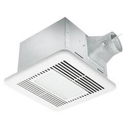 SIG110LED BreezSig. G2 Series, 1 Speed Bath Fan with LED Light (110 CFM) Product Image