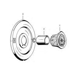 Moen Chateau Tub/Shower Trim Kit Product Image