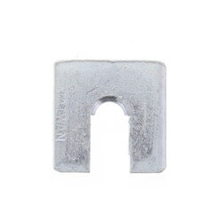 "Zinc Buzznut (5/8""-11 Thread) Product Image"