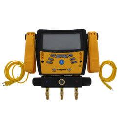 SMAN360, 3-Port Digital Manifold w/ Micron Gauge Product Image