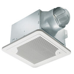 SMT130M BreezSmart Series, 1 Speed Bath Fan with M-Sensor (130 CFM) Product Image