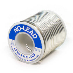 95/5 Solder 1 lb. Spool - (95% Tin - 5% Antimony)