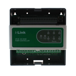 6 Zone Pump Controller Switching Relay with Priority Protection Product Image