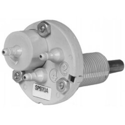 4-Port Pneumatic Manual Switch w/ isolated pilot chamber (5 psi span) Product Image