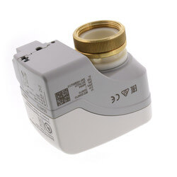 SSA Normally Closed NSR Electronic Zone Valve Actuator, 0 to 10 Vdc Product Image
