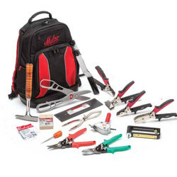 HVAC Starter Tool Kit, 16 Piece w/ TBP33 Tool Backpack Product Image