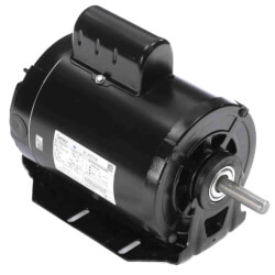 "6-1/2"" 2-Speed Evap. Cooler Motor (230V, 1725/1140 RPM, 1~1/3 HP) Product Image"