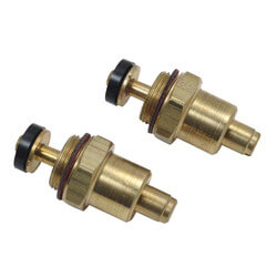 Mixet Screwdriver Check Stops for Single Handle Faucets (Brass) Product Image