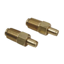 Mixet Concealed Stops for Single Handle Faucets (Brass) Product Image