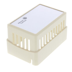 Beige Thermostat Cover Plate (Horizontal Mount)<br>without Thermometer Product Image