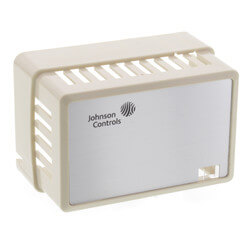 Beige Thermostat Cover<br>(Horizontal Mount)<br>w/o Thermometer Window Product Image
