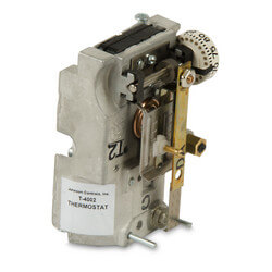 Direct Acting Pneumatic Horizontal Mount Thermostat (cover sold separately)