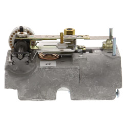 Direct Acting Horizontal Mount Pneumatic Dual Temp Thermostat (12-30 C)