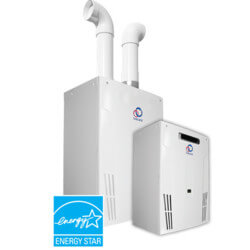 T-H2-DV Takagi Tankless Water Heater, Direct Vent (Natural Gas)