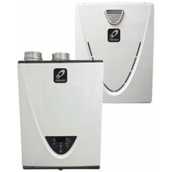 T-H3J-OS-P Outdoor Tankless High Efficiency Condensing Water Heater (LP)