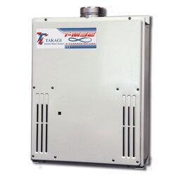 T-M32 Takagi ASME Tankless Water Heater (Propane)