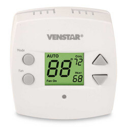 Venstar T1010 Single Day Programmable Digital Thermostat